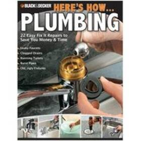 Quayside Publishing Grp 151489 B&d Here's How Plumbing