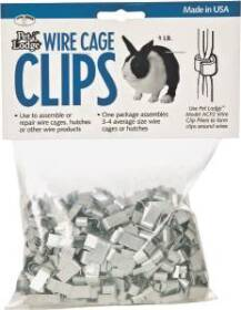Miller Mfg Co ACC1 Cage Clips Wire 1lb