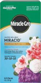 Scotts 156001 Mg Miracid Plant Food 1#