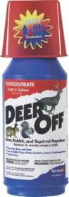 Woodstream DF32CP-4 Deer Off 32 oz Concentrate