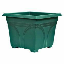Ames DP1510FE 15 in MEDALLION Deck Planter Grn