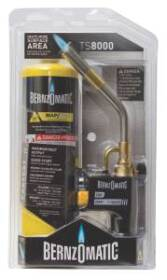 Bernzomatic 332497 Triggerstart Torch Kit W/Fuel
