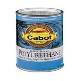 Cabot 144.0008082.005 Poly Water Gloss