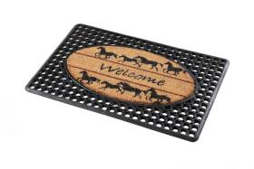 Orgill Inc IM20X30RING-THR Mat Ring Three Horses Running