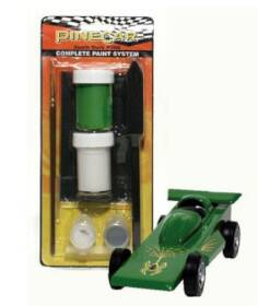 Orgill Inc P3958 Gear Rippin Green Complete Paint System