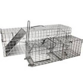 North American Tool Ind 52201-S Promo Live Animal Trap Squirrl