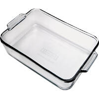 Anchor Hocking 9964214 Square Cake Clear