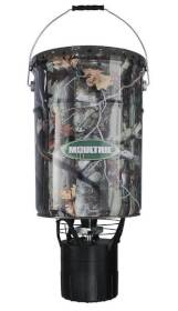 Moultrie MFH-PHB6.5 6.5 Gal Pro Hunter Hanging Feeder