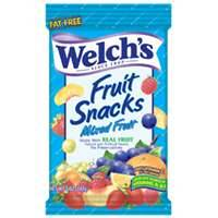 Continental Concession WMF12 Welches Mixed Fruit Snacks 5z