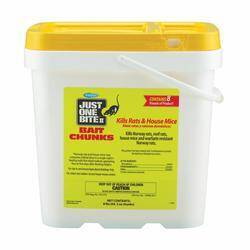 Central Life Sciences 9997677 Just One Bite Chunks 64x2 oz