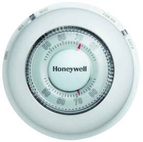 Honeywell CT87N Round Heat/Cool Thermostat