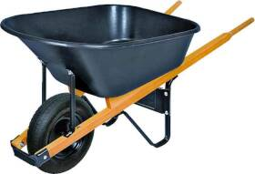 MintCraft WB6PMB Wheelbarrow Poly 6cu Kit