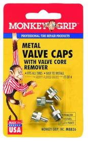 Victor Automotive M8836 Screwdriver Tire Valve Cap