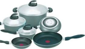 T-Fal Corporation A821SA74 Initiatives Cookware 10piece Set