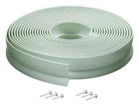 M-D Building Products 03822 30 ft Vstrip Garagedoor Seal Wh