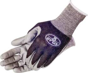 Atlas Glove Consumer NT370BBKL Large Atlas Nitrile Tough Glove
