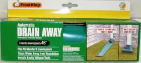 Thermwell Products DE46 Auto Drain Away