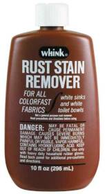 Whink Products 01281 10 oz Rust Stain Remover