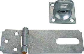 MintCraft 33065MGS-BC3L 4-1/2 Swvl Staple Safety Hasp