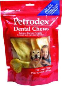 Sergeant's Pet 51264 Dog Dental Chews- Large Dogs