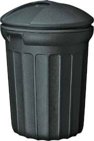 United Plastics TB0007 32 Gal Trash Can