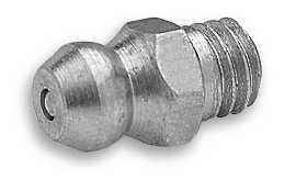 Plews/Edelmann 11-301 6mm Straight Metric Grease Fitting