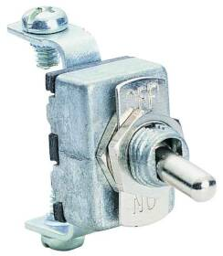 Calterm Inc 41700 15a 12v Toggle Switch Sw-70
