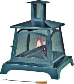 MintCraft OF-DC-FG189-23L Outdoor Fireplace