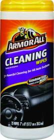 ArmorAll 10863-0 Cleaning Wipes