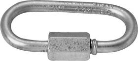 Campbell Chain T7645106 1/8 in Zinc Quick Link