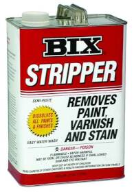 WM Barr GJBV00103 Gal Bix Stripper Varnish & Stain Remover