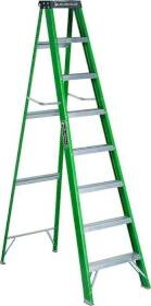 Louisville Ladder FS4008 8 ft Fibergls Stepladder Type II