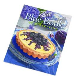 Jarden Home Brands 21400 Ball Blue Book Of Preserving