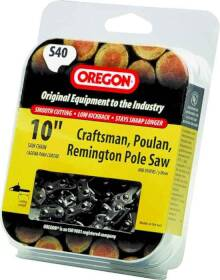 Oregon Cutting Systems S40 10 in Chainsaw Replacement Chain