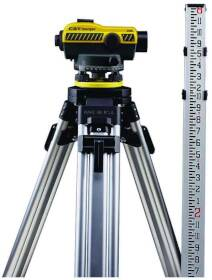 Cst Corporation 55-SLVP24ND Auto Level 8 ft Tripod Laser Level