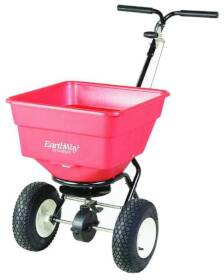 Earthway Products 2170SU Commercial 100lb Push Spreader