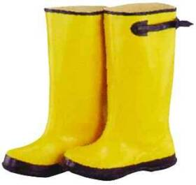 Diamondback RB001-11-C Size 11 Yellow Overshoe Boot