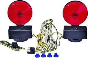 Peterson Mfg V555 Tow Light Kit