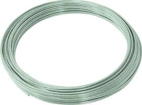 Impex System Group Inc 50141 Wire Steel Galv 12-Ganga 100 ft