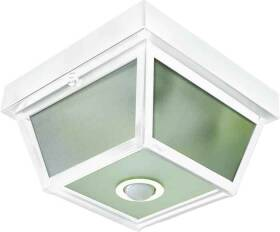 Heath SL4305-WH-A Motion Active CeilingLight White