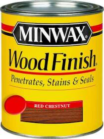 Minwax 70046000 Interior Stain Red Chestnut