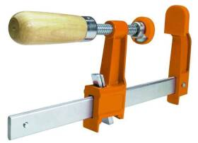 Adjustable Clamp 3736-HD 36 in Steel Bar Clamp
