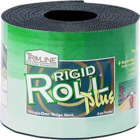 Diversi-plast Products 58786 7 in Ridge Vent 20 ft