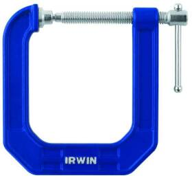 Irwin 225123 C-Clamp Deep Throat 2 in X3-1/2