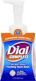 Dial Corporation 2725 Hand Soap With Foaming Lotion