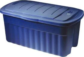 Rubbermaid 2547CPDIM 40 Gal Roughneck Storage Tote