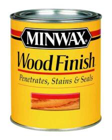 Minwax 42250000 Pt Red Mahogany Int Wood Stain