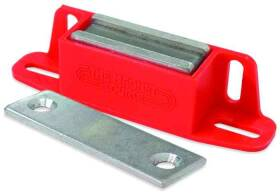 Master Magnetics 07502 Latch Magnet W/Strike Plate
