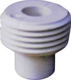 Genova 53128 1/2x3/4 Cpvc Male Hose Adapter