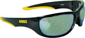 Radians Inc DPG94-6C Dewalt Dominator Safety Glasses Silver
